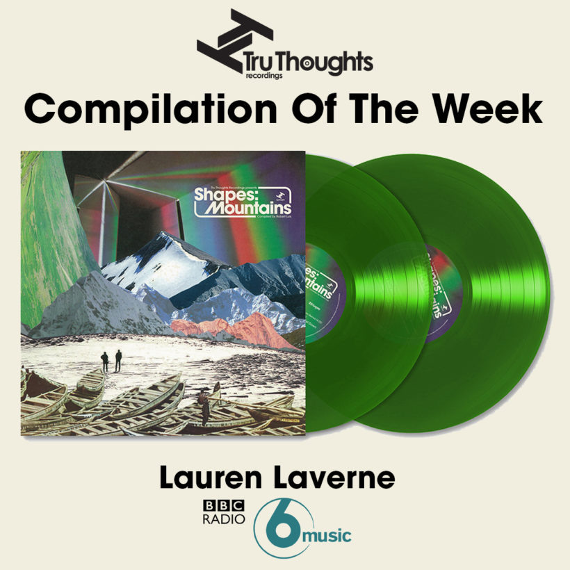 'Shapes: Mountains' BBC Radio 6 Music Compilation of the Week